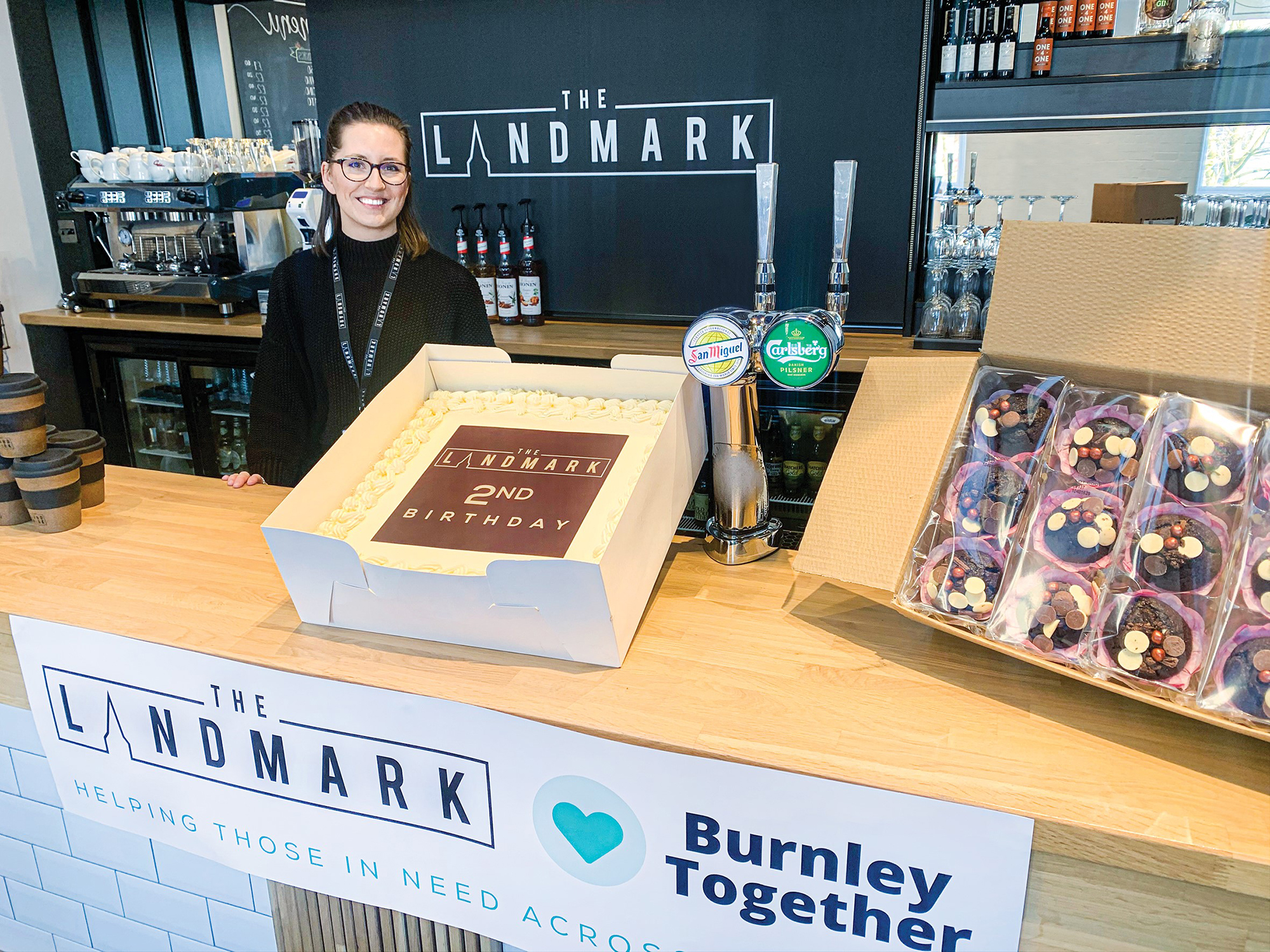 The Landmark Celebrates 2 Years as a Thriving Business Community